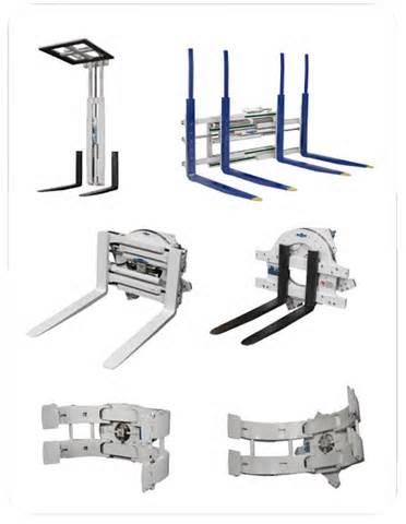 Forklift Materials